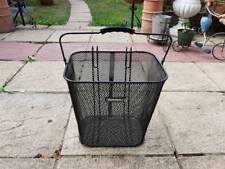 Basil Side Mounted Deep Pannier Basket