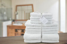 100% Cotton Medium Face Cloth Bath Towels