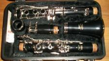 EUC YAMAHA model 20 CLARINET - s/n 139387A with HARDSIDE CASE