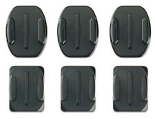 New GoPro - AACFT-001 - Curved + Flat Adhesive Mounts