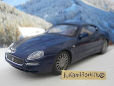 MASERATI COUPE Coupè Blu Blue Metal Nuova New Scala 1:43 NEW BOXED