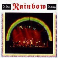 CD (NEU!) RAINBOW on Stage (live dig.rem. Ronnie J. Dio Catch the Rainbow mkmbh