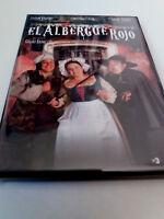 "DVD ""EL ALBERGUE ROJO"" COMO NUEVO GERARD KRAWCZYK CHRISTIAN CLAVIER JOSIANE BALA"
