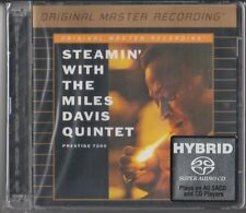 Steamin' with the Miles Davis Quintet MFSL UDSACD 2019 [HYBRID SACD] Red Garland