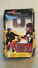 NEW Spin Master Spy Gear Spy Go Action Camera Clip-On Portable Surveillance