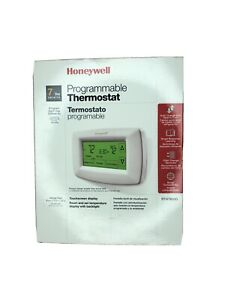Honeywell Home RTH7600D 7Day Programmable Touchscreen Thermostat