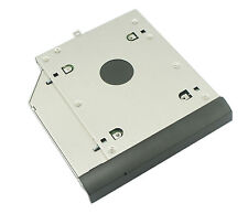 with bezel 2nd HDD SSD hard drive caddy For Lenovo Thinkpad E550c E555 E560 E565