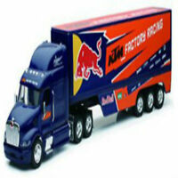 KTM RED BULL RACING TEAM TRUCK DIECAST MODEL LORRY TOY GIFT SCALE 1:32