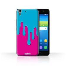 Étuis, housses et coques bleus Huawei Y6 pour téléphone mobile et assistant personnel (PDA) Huawei