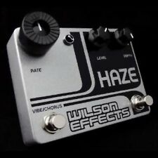 Wilson Effects Haze Univibe Pedal. Authorised Dealer!