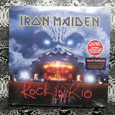 Iron Maiden ‎– Rock In Rio Limited edition Triple vinyl 3xLP Sealed  BMG