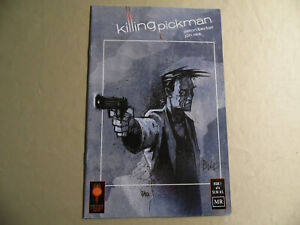 Killing Pickman #1 (Archaia 2007) Free Domestic Shipping