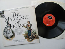 "Mozart The Marriage Of Figaro Highlights 12"" LP + insert PO Guilini SAX 2573 UK"