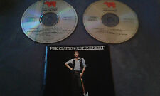 2CD ERIC CLAPTON - JUST ONE NIGHT / TOP / BIG CD CASE
