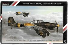 1//48 Squadron 9522 Ju 87B Stuka Vacuform Haube für Airfix