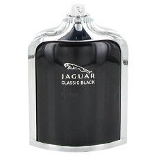 Jaguar Classic Black Cologne for Men Eau de Toilette Spray 3.4 oz ~ New Tester