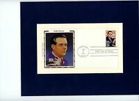 Composer Cole Porter & First Day Cover of the Cole Porter stamp