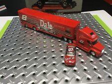1999 Hasbro Tractor Trailer Dale Jr & 2002 Monti Carlo Dale Jr