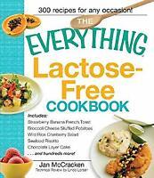 Lactose-Free Cookbook by McCracken, Jan