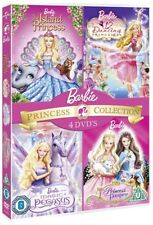 Barbie: Princess Collection 2012 (Box Set) [DVD]