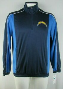 San Diego Chargers NFL G-III Men's Performance Fleece Track Jacket