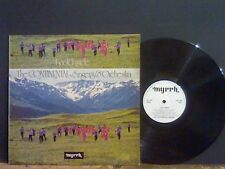 CONTINENTAL SINGERS AND ORCHESTRA  Look Inside  LP  Myrrh label  choral