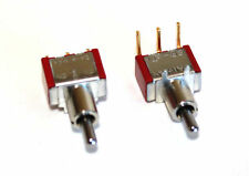 Mini Toggle Switch PCB Mount 3 position  on-off-on
