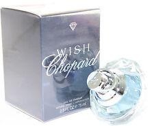 WISH BY CHOPARD 2.5 OZ EDP SPRAY FOR WOMEN NEW IN BOX