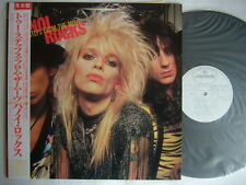 PROMO WHITE LABEL / HANOI ROCKS TWO STEPS FROM THE MOVE / UN-PLAYED WITH OBI
