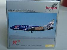 Herpa Wings B737-300 Western Pacific SPIRIT of DURANGO - 562140 - 1:400
