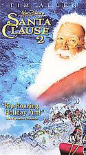 """""""SANTA CLAUSE 2"""" VHS Movie Tape Elizabeth Mitchell Tim Allen Christmas *NEW*"""