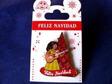 Disney * ELENA - FELIZ NAVIDAD * Sparkle Christmas Tree Holiday Pin