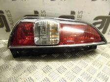 DAIHATSU SIRION S 1.0 2009 PASSENGER SIDE REAR LIGHT CLUSTER WITH BULB HOLDER