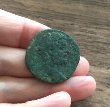 ROMAN. CLODIUS ALBINUS (195-197 A.D). BRASS SESTERTIUS.