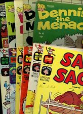 Sad Sack 113,135 ~ Army Life 39,43,55 ~ Dennis the Menace 1 +MORE! *11 Books*