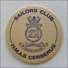 Sailors Club HMAS Cerberus Coaster (B349)
