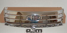 2009-2010 Ford Edge Front Chrome Grille Assembly w/o Emblem new OEM 7T4Z-8200-A