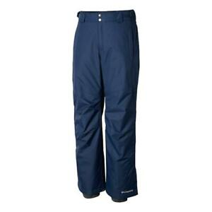 New $120 Columbia mens Arctic Trip Omni Heat waterproof winter ski pants L XXL