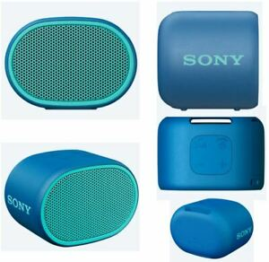 Sony SRS XB01 EXTRA BASS Portable BLUETOOTH Speaker BRAND NEW ORIGINAL FREE SHIP
