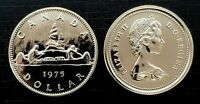 Canada 1975 Proof Like Gem *Detached Jewels* Voyageur Nickel Dollar!!