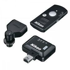 GENUINE Nikon WR-10 WR-R10/WR-T10/WR-A10 Wireless Remote Adapter Set