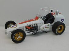 MARIO ANDRETTI VEL'S PARNELLI JONES FORD 4 CAM VINTAGE DIRT CHAMP CAR GMP 1:18