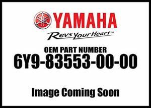 Yamaha 6Y9-83553-00-00 ADAPT,MAIN BUS PTAIL; 6Y9835530000