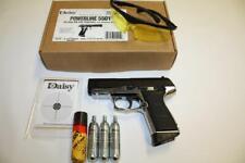Daisy 5501 PowerLine Pistol CO2 BlowBack .177 Black- Mfg. Refurbished