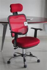 Sedie da ufficio rosso