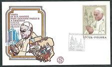 1979 VATICANO VIAGGI DEL PAPA POLONIA CRACOVIA - EV