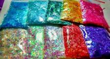 Super Sale~Set Of 10 Iridescent Mylar Collection~ Nail Art~Arts&Crafts~ USA