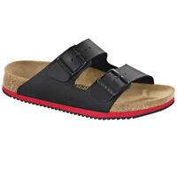 Birkenstock Arizona SL Birko-Flor Sandale Schuhe black 230114 Weite normal