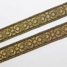 Vintage Gold metallic trim