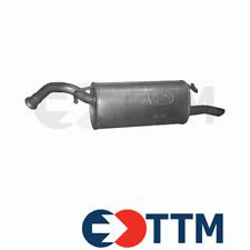TOYOTA YARIS VERSO 1.3 86HP 1999-2002 Exhaust Rear Silencer